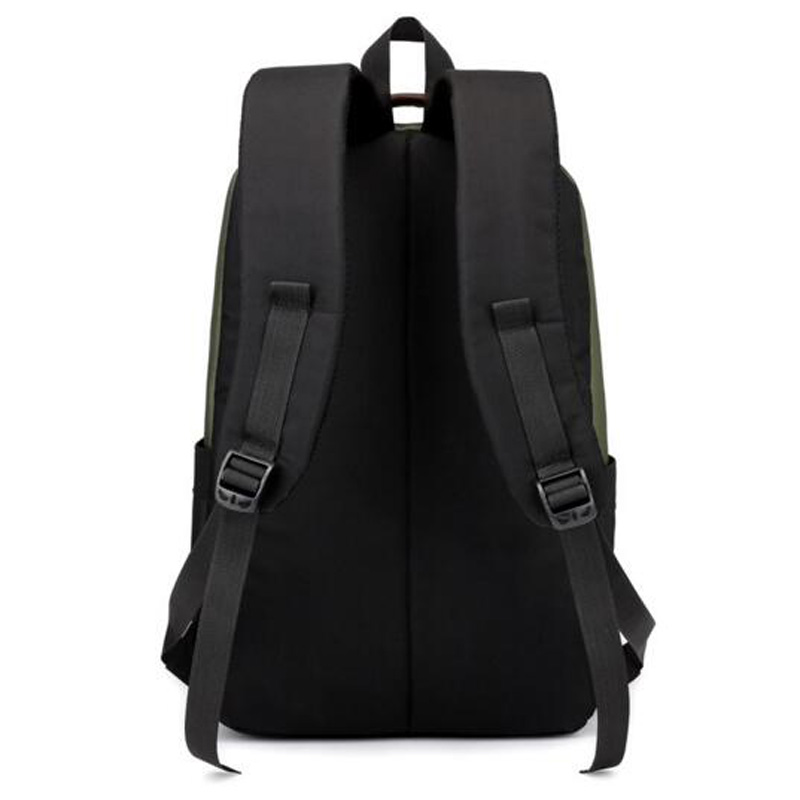 Men and Women Backpack Stitching Backpack for Teenagers Casual Backpack Student bag Computer Backpack Schoolbags mochila 3