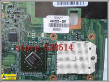 original CQ50 CQ60 G50 494183-001 laptop motherboard for hp 100% Test ok