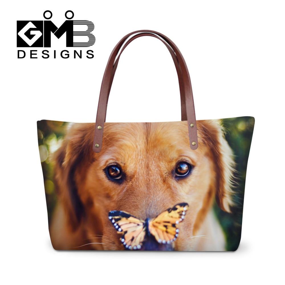 귀여운 강아지 소프트 Foldable Tote 여자 쇼핑 가방 숙 녀 핸드백 동물 패션 여행 비치 가방 Bolsas 여자 크로스 바디 가방