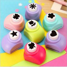 Punch-Cutter-Tools Hand-Shaper Scrapbook Printing-Paper Tags-Cards Craft Hot Child Kid