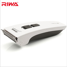 Free shipping Riwa X3 Special Haircut For Family Hair Clipper Red/White Two Colors Cordless Hair Trimmer Stainless Steel Blade
