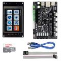 3D printer parts MKS SBASE V1.3 Smoothieboard + MKS TFT32 controller display + 8Gb sd card