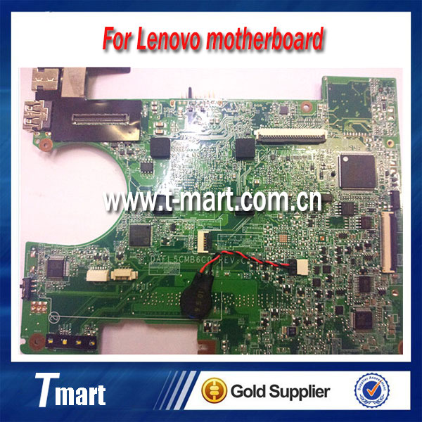 ФОТО 100% original Laptop Motherboard DAFL5CMB6C0 for Lenovo S10 S10-3,function tested