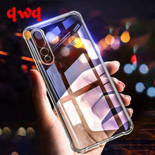 Transparent Cases For Huawei P20 P10 Mate 10 Lite Pro Case Soft TPU Back Cover For Huawei Honor 10 V10 9 8 P8 P9 Lite 2017 Shell(China)