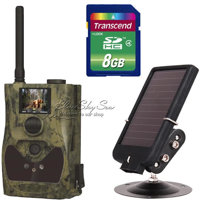 Free Shipping ScoutGuard SG880MK 12MHD 720P 1 5 LCD font b Trail b font Hunting Game