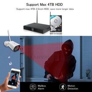 Image 2 - 8CH 1080P HD אבטחת בית מצלמה מערכת 4CH CCTV מצלמה חיצוני וידאו מעקב אלחוטי מצלמת ip Wifi NVR ערכת 720P