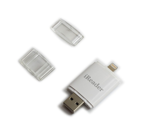 БЫСТРАЯ Скорость я-Ридер TF Micro SD Чтения Карт Памяти для Iphone 5 5S 6 6 S 6 плюс Ipad 4 5 6 MiNi 2 3Air Воздуха 2 iPod Touch 5