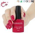 Dannail Red Wine Color #43 UV Gel Varnishes Nail Polish Soak Off 10ml Long Lasting Nail Art Manicure Maquiagem