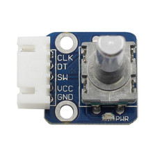 SunFounder Rotary Encoder Module For Arduino And Raspberry Pi Measures the Rotational Speed and Supports Quick Speed