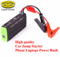 Car Jump Starter 9900mAh Charger for Electronics Mobile Device Laptop Auto Engine Emergency Battery Booster SOS light Free ship
