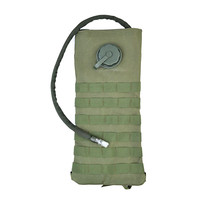 Outdoor Tactical Water Bag Molle 3L Hydration Backpack Hunting Military Cycling Hiking Camping Climbing Camel Water Bladder Bag