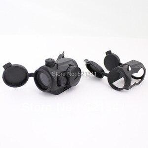 Cubierta de goma Drss T1 para Aimpoint T1, negro (DS1852A)