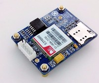 Free Shipping By DHL 10pcs Lot Newest SIM808 Module GSM GPRS GPS Development Board