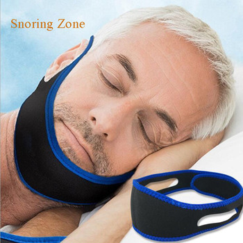 Sleep Bands Help Sleep Better Device Right Breath Stop Snoring Tools Anti Snore Chin Strap Belt Sleep Aid Anti Snore Device Nose
