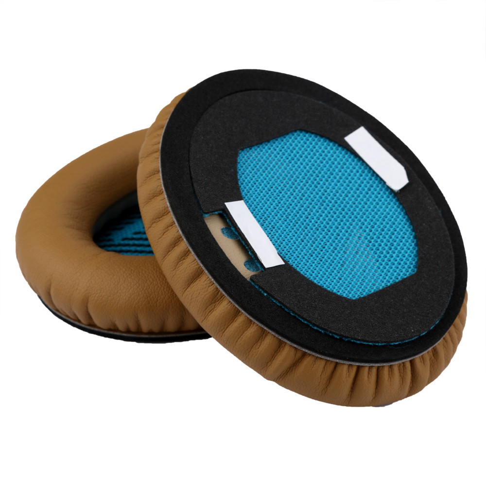 bose headphones sale. hot sale 1 pair ear cushion pad replacement comforable wearing brown pads for bose qc25 quiet comfort headphone#uo headphones h