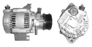 Novo alternador 0986046541 ja1710ir de 12 v 120a para a descoberta de land rover