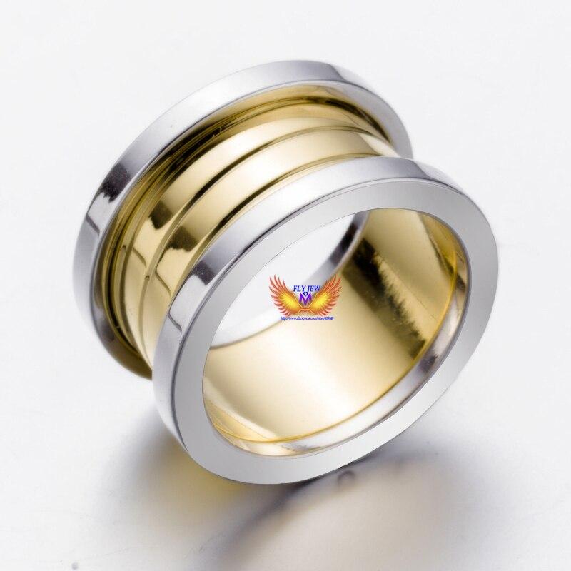 массивные кольца из золота