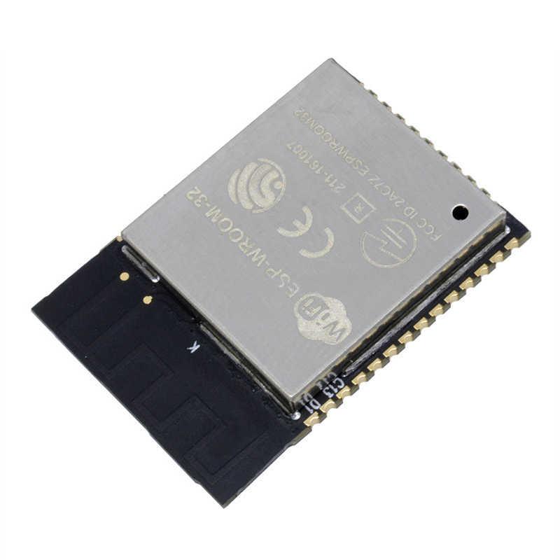 ESP32S ESP-32S WiFi وحدة بلوتوث ثنائي النواة وحدة المعالجة المركزية منفذ إيثرنت ESP-32 MCU ESP-3212