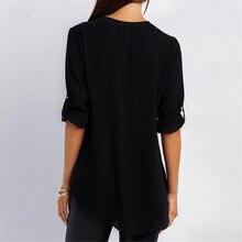 4XL 5XL Plus Size Women T Shirts 2018 New Fashion Sexy V Neck Zipper Big Size Long Sleeve Pull Sleeve Loose Female T Shirt Tops