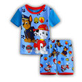 Boys   clothes Summer children short sets Puppy dog Patrol kids clothing kleding jongens set conjuntos nino verano ropa