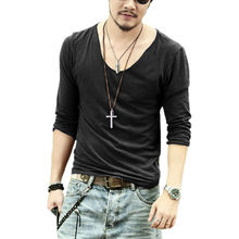 Slick Price men casual  fashion long sleeve cotton Shirt
