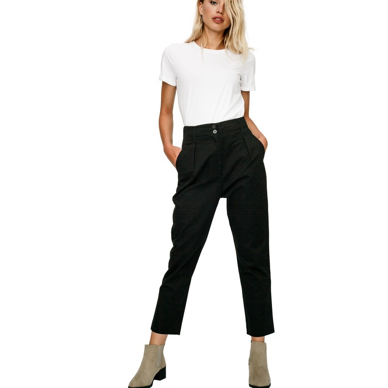 Pants & Capris befree 1731150729 woman cotton trousers women clothes apparel for female TmallFS