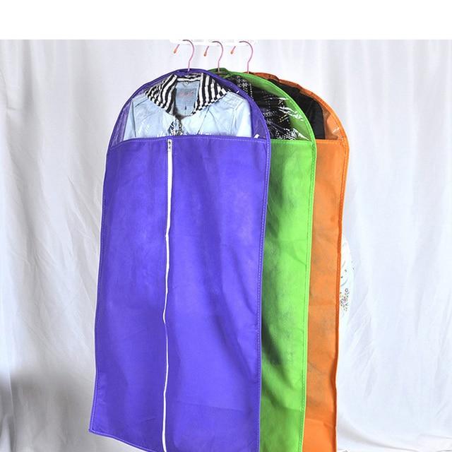 slaapkamer kledingkast opbergtas kleding tas beschermhoes guard doek dust mot en schimmel kleding tas