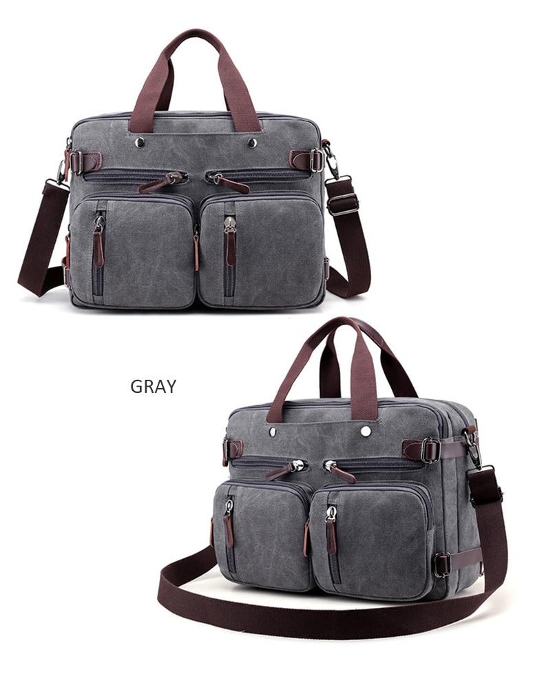 HTB1q5OoaIrrK1RjSspaq6AREXXao Men Canvas Briefcase Business Laptop Handbag Large Messenger Shoulder Bag Big Casual Male Tote Back Bags Travel Suitcase XA162ZC