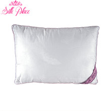 """Russia Pillow Brand """"Silk Place"""" Therapy Pillow Silk Pillows Natural Physical Therapy Anti-snoring Cooling Pillow"""