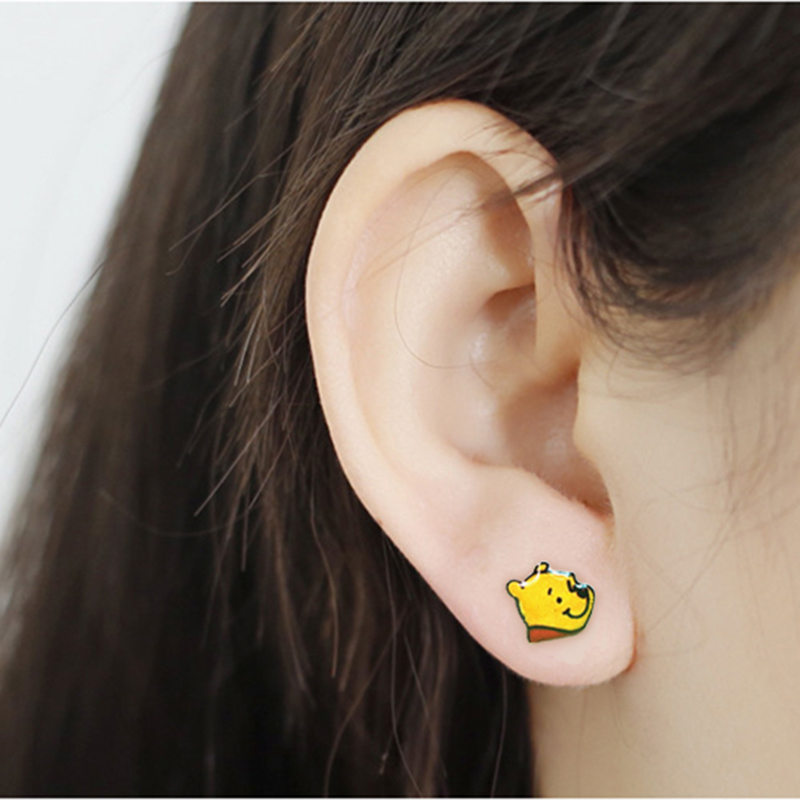 boucle d'oreille winnie