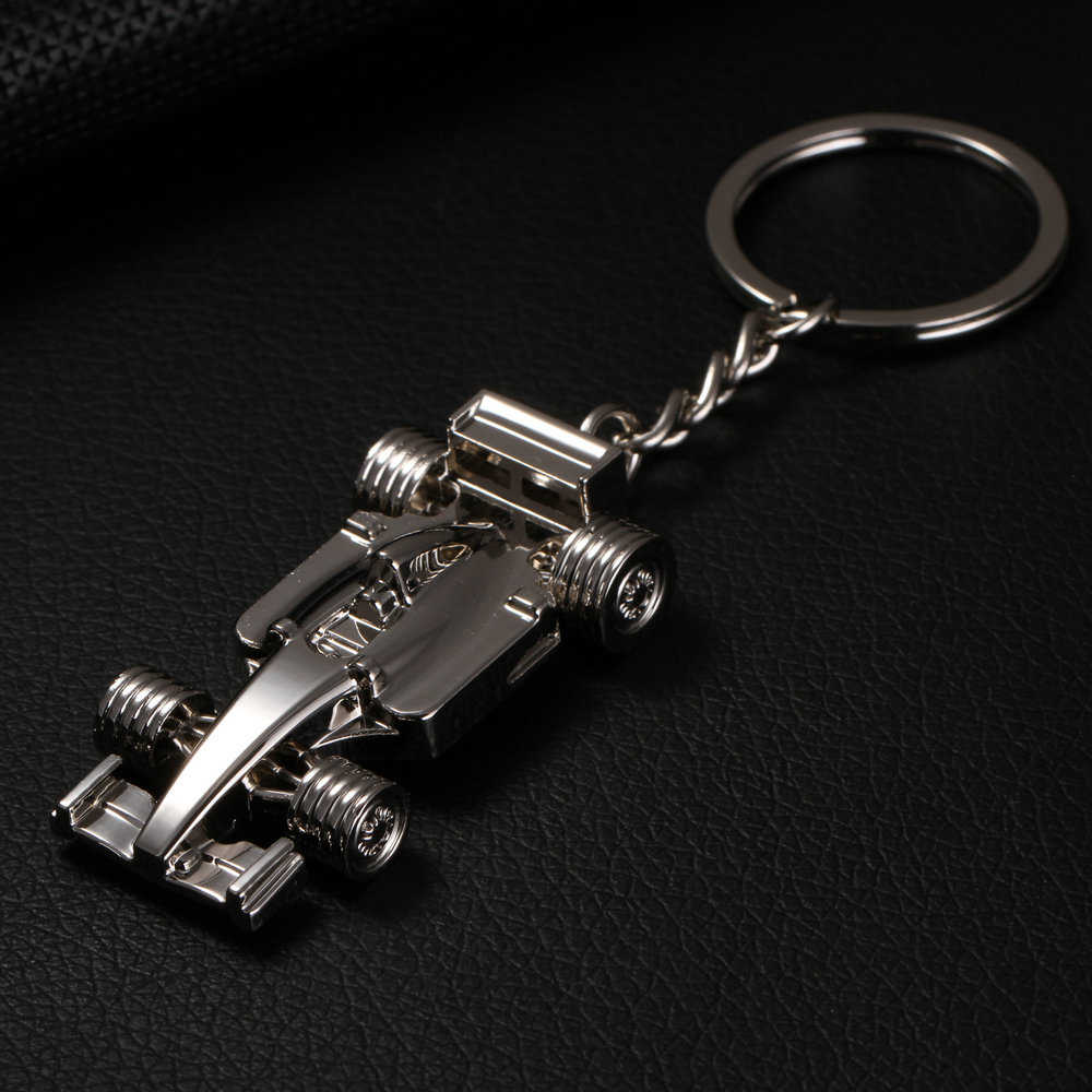 F1 Power Wheel Racing Car Keychain Elegant Metal Keyring Key Chain Accessories Gift Souvenir For Man Aliexpress