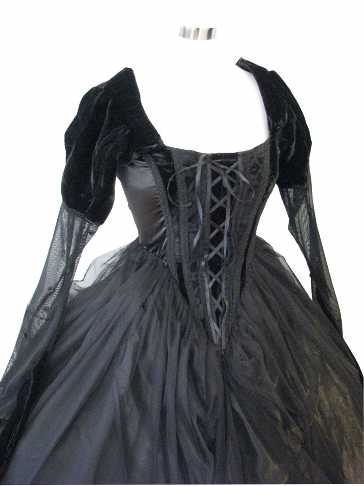Ladies 18th Century Marie Antoinette Masked Ball Victorian Costume ...