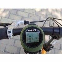 Frete Grátis, Handheld GPS Localizador de Estrada, montanhismo Aventura À Prova D' Água Rastreador Navigator Location
