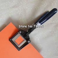 Handle Passport Photo Die Cutter 35x45mm Round Square Corner Good Quality Wholesale Customization is accepted