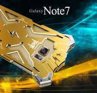 Simon Design THOR IRON MAN Metal Case For SAMSUNG Galaxy Note 7 Aluminum Armor Shockproof Shell