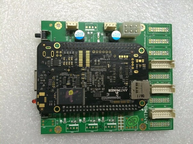 YUNHUI Mining industry sell Antminer S7 Data circuit board, S7 IO board,bitcoin miner Parts,S7 Dashboard.Free shipping