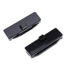 2 Pcs Car Seat Belt Adjusting Clip