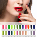 KCE Nail Gel Polish Gel Long-lasting  Shining Colorful Soak-off Gel Nail 5ML LED UV 5ml Hot Nail Gel 75 Colors Free Shipping