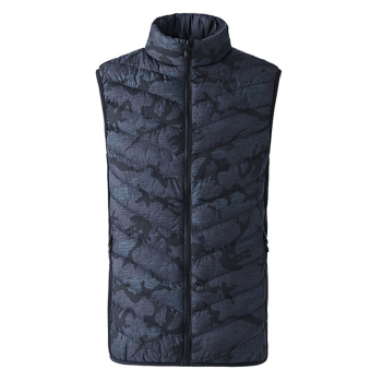 New Men&Women Electric Heated Vest Winter Thermal Warm Heating Vest Camouflage Heated Jacket Fishing Big Size Waistcoat