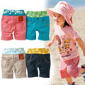 Casual Stripe Boys Girls Shorts For Summer Children Clothes Panties Beach Trousers Baby Sports Pants Kids Toddlers Wear