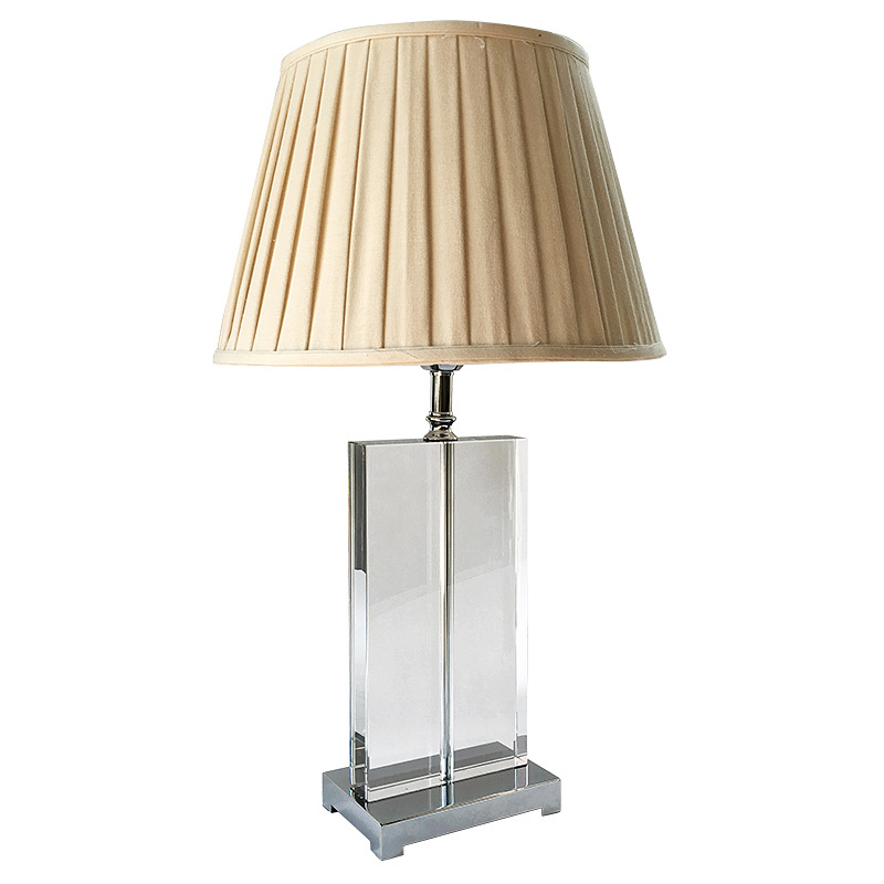 Туда Бесплатная доставка современный минималистский настольная лампа K9 Кристалл Настольная лампа для Спальня Гостиная отель Ночной Крист...