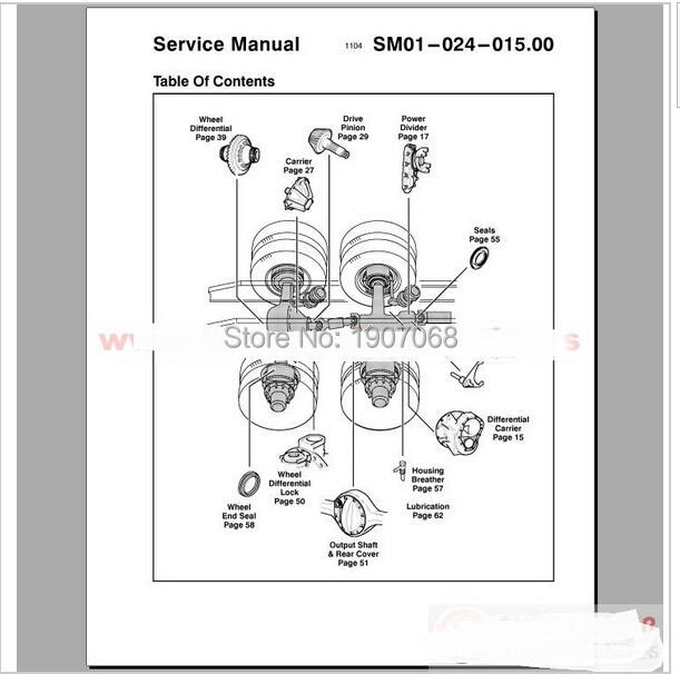 linkbelt all set operating service and maintenance manual on rh aliexpress com Grove Cranes Manitowoc Cranes