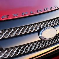 DIY For 2011 2012 2013 2014 2015 2016 Ford Explorer Sport Car 3D EXPLORER Fixed Letters