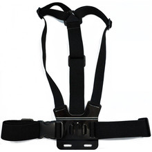 Head Harness Strap Mount Chest Mount Belt Strap Adjustable for Gopro HD Hero 7/6/5/4/3/3+/2/1 цена и фото