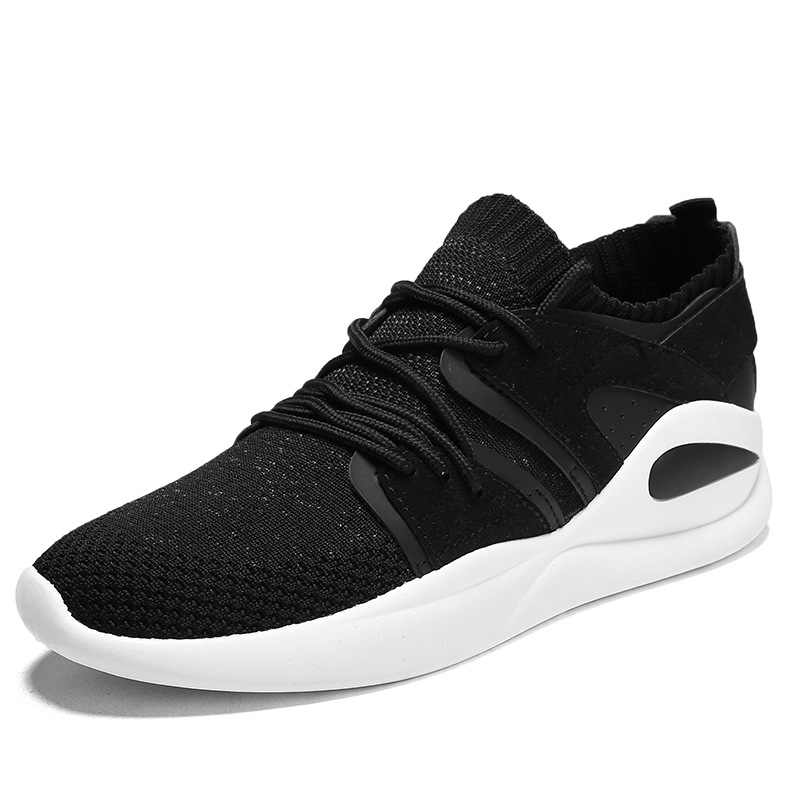 2018 spring summer men running sneakers running shoes comfort breathable style for sports shoes comfortable light weight