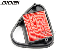 цена на Motorcycle Air Filter For Honda STEED 400 NV400 1995-1997 STEED 600 NV600 1989-1996 90 91 92 93 94 95