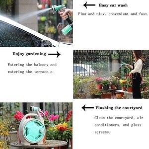 Image 5 - Bahçe su tabancası duş aracı açık sulama zarar vermez bitki püskürtücü araba yıkama hortumu çok modlu ev takım elbise