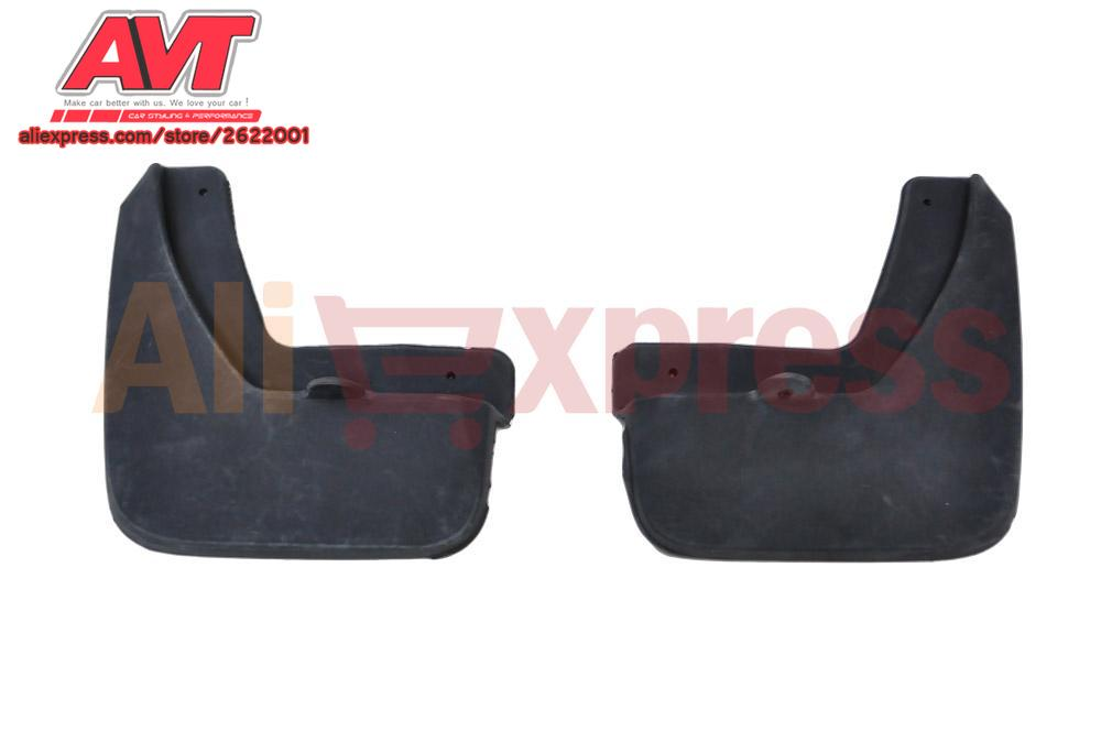 Mudguards for Lada Vesta 2015- 1set / 2 pcs ( 2 pcs front or rear ) protection mud splash auto car accessories car styling