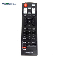 Universal Remote Control For LG Sound Bar AKB73575401 NB3250A NB3520A Tv 433mhz Remote Controller New Factory
