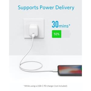 Image 2 - IPhone 12สายชาร์จ,anker USB C To Lightning Cable [3ft Apple MFi Certified] Powerline IIสำหรับiPhone 12ชุด